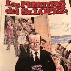 Cómics: LAS PUERTITAS DEL SEÑOR LOPEZ. Lote 137934412