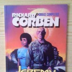 Cómics: OBRAS COMPLETAS 1 - JEREMY BROOD - RICHARD CORBEN - 1984. Lote 138279662