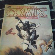 Cómics: ILUSTRACIÓN + COMIX INTERNACIONAL N. 29. Lote 138854386