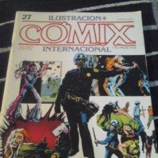 Cómics: ILUSTRACIÓN + COMIX INTERNACIONAL N. 27. Lote 138854706