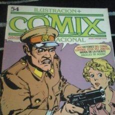 Cómics: ILUSTRACIÓN + COMIX INTERNACIONAL N. 54. Lote 227692080