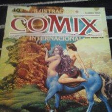 Cómics: ILUSTRACIÓN + COMIX INTERNACIONAL N. 40. Lote 138882426
