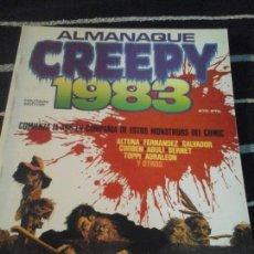Cómics: CREEPY ALMANAQUE 1983. Lote 138925458