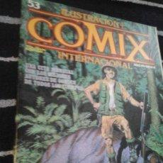 Cómics: ILUSTRACIÓN + COMIX INTERNACIONAL N. 53. Lote 227692135