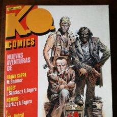 Cómics: K.O. EXTRA Nº 1 CON LOS 4 TOMOS DE LA COLECCIÓN 1-2-3-4 NUEVO TOUTAIN METROPOL 1983. Lote 139051450
