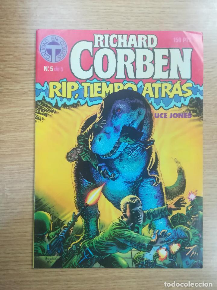 RICHARD CORBEN - RIP TIEMPO ATRÁS #5 (Tebeos y Comics - Toutain - Otros)