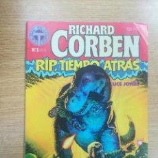 Cómics: RICHARD CORBEN - RIP TIEMPO ATRÁS #5. Lote 139138660