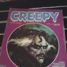 Cómics: CREEPY, N. 36. Lote 139155970