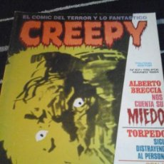 Cómics: CREEPY N. 57. Lote 139387018