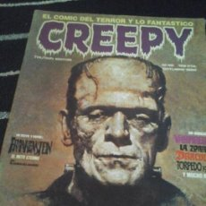 Cómics: CREEPY N. 40. Lote 139390170