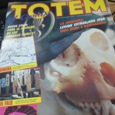 Cómics: TOTEM EL COMIX Nº 1 EDIT TOUTAIN NUEVA EPOCA AÑO 1987. Lote 139996686