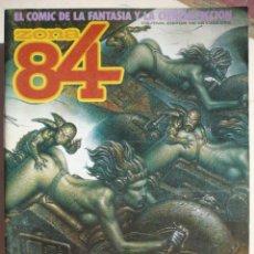 Cómics: ZONA 84 NUMERO 46.. Lote 140002634