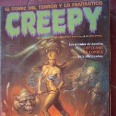 Cómics: CREEPY SEGUNDA ÉPOCA: NUMERO 11.. Lote 140008366