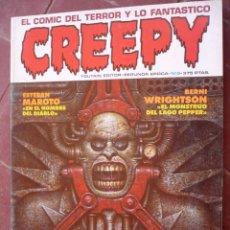 Cómics: CREEPY SEGUNDA ÉPOCA: NUMERO 8.. Lote 140008942