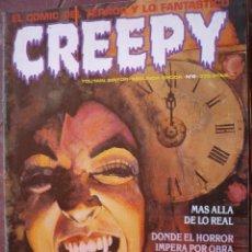 Cómics: CREEPY SEGUNDA ÉPOCA: NUMERO 6.. Lote 140009278