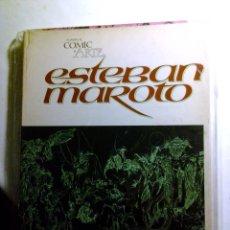Cómics: CUANDO EL COMIC ES ARTE - ESTEBAN MAROTO - TOUTAIN. Lote 140014422
