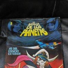 Cómics: LA BATALLA DE LOS PLANETAS AS DEL ESPACIO EXTERIOR Nº 3 . Lote 140363918