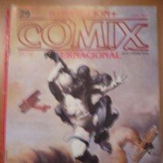 Cómics: ILUSTRACIÓN + COMIX INTERNACIONAL NUMERO 29.. Lote 140482774