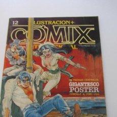 Cómics: COMIX INTERNACIONAL Nº 12 REVISTA INPRESCINDIBLE E2. Lote 140538946