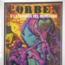 Cómics: RICHARD CORBEN - LA TERNURA DEL MONSTRUO -UNDERGROUND / CIENCIA FICCION - TOUTAIN -LA CUPULA. Lote 154371836