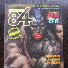 Cómics: ZONA 84 - Nº 70 - TOUTAIN EDITOR - PERFECTO ESTADO. Lote 140642230