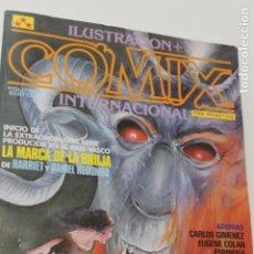 Cómics: ILUSTRACION + COMIX EXTRA, NUMEROS: 48-49-50 DL. Lote 141487742