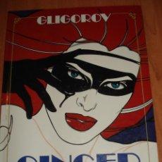 Cómics: GINGER. GLIGOROV. TOUTAIN EDITOR. AÑO 1989.. Lote 141692146