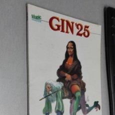 Fumetti: GIN'25 / COLECCIÓN TITANIC Nº 1. Lote 189105755