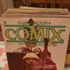 Cómics: COMIX INTERNACIONAL LOTE DE 26 COMICS. Lote 141829241