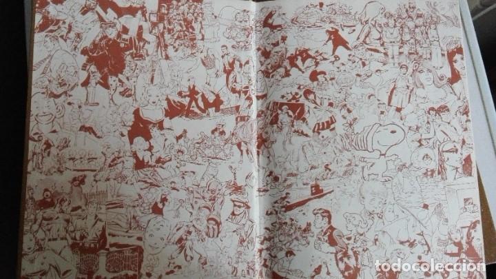 Cómics: HISTORIA DE LOS COMICS 4 TOMOS. COMPLETA. AÑO 1982 - Foto 3 - 141868334