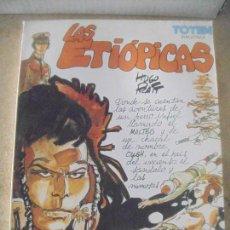 Cómics: LAS ETIÓPICAS - ED. TOTEM. Lote 142277678