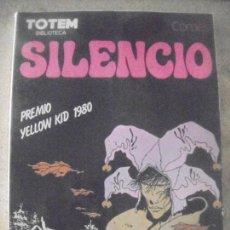 Cómics: SILENCIO - ED.TOTEM. Lote 142277806