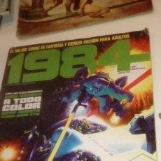 Cómics: G-LO73LO30 BEN18 COMICS LOTE DE 36 COMICS TOUTAIN EDITOR 1984 VER FOTOS PARA NUMEROS Y ESTADO . Lote 142619206