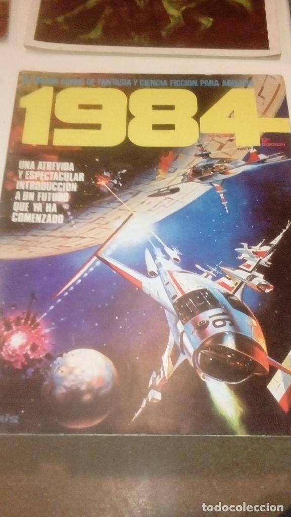 Comics: G-LO73LO30 BEN18 COMICS LOTE DE 36 COMICS TOUTAIN EDITOR 1984 VER FOTOS PARA NUMEROS Y ESTADO - Foto 2 - 142619206