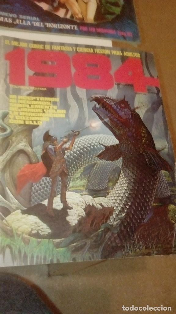 Comics: G-LO73LO30 BEN18 COMICS LOTE DE 36 COMICS TOUTAIN EDITOR 1984 VER FOTOS PARA NUMEROS Y ESTADO - Foto 3 - 142619206