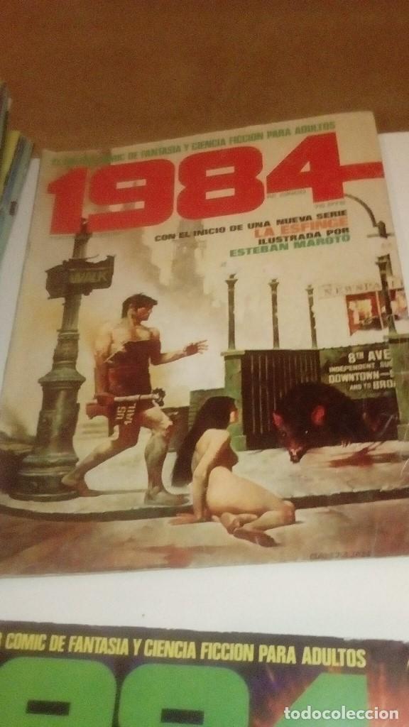 Comics: G-LO73LO30 BEN18 COMICS LOTE DE 36 COMICS TOUTAIN EDITOR 1984 VER FOTOS PARA NUMEROS Y ESTADO - Foto 4 - 142619206