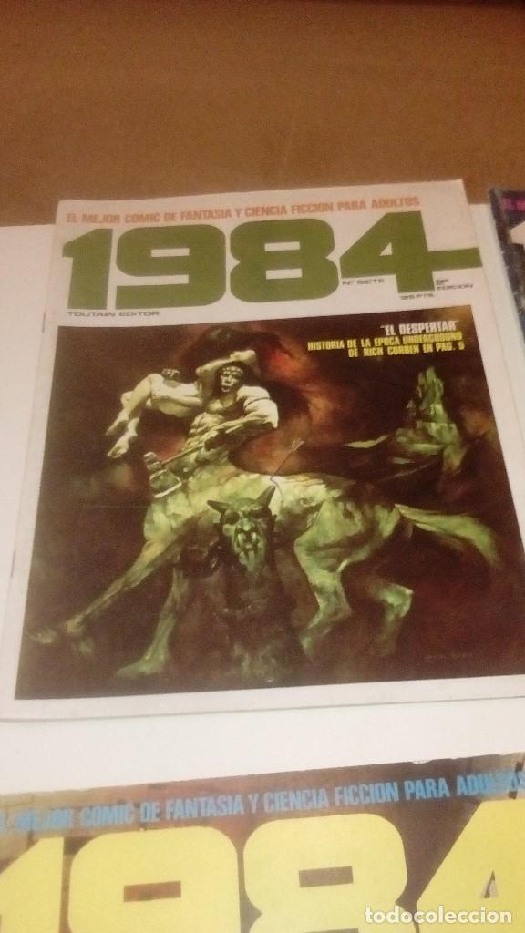 Comics: G-LO73LO30 BEN18 COMICS LOTE DE 36 COMICS TOUTAIN EDITOR 1984 VER FOTOS PARA NUMEROS Y ESTADO - Foto 5 - 142619206