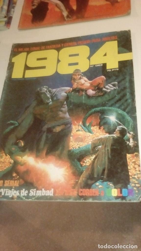 Comics: G-LO73LO30 BEN18 COMICS LOTE DE 36 COMICS TOUTAIN EDITOR 1984 VER FOTOS PARA NUMEROS Y ESTADO - Foto 7 - 142619206