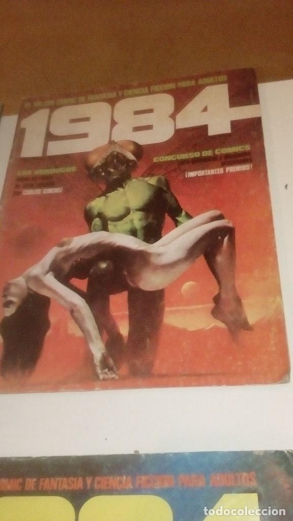 Comics: G-LO73LO30 BEN18 COMICS LOTE DE 36 COMICS TOUTAIN EDITOR 1984 VER FOTOS PARA NUMEROS Y ESTADO - Foto 10 - 142619206