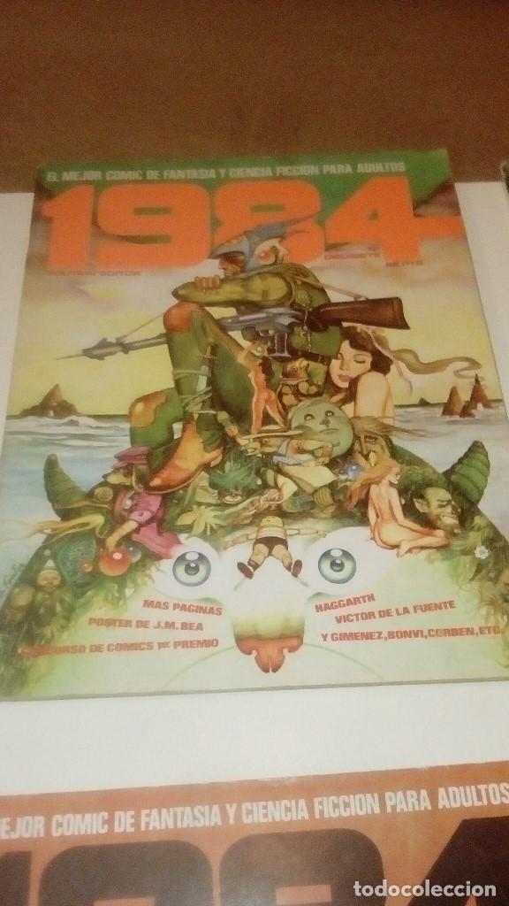 Comics: G-LO73LO30 BEN18 COMICS LOTE DE 36 COMICS TOUTAIN EDITOR 1984 VER FOTOS PARA NUMEROS Y ESTADO - Foto 11 - 142619206