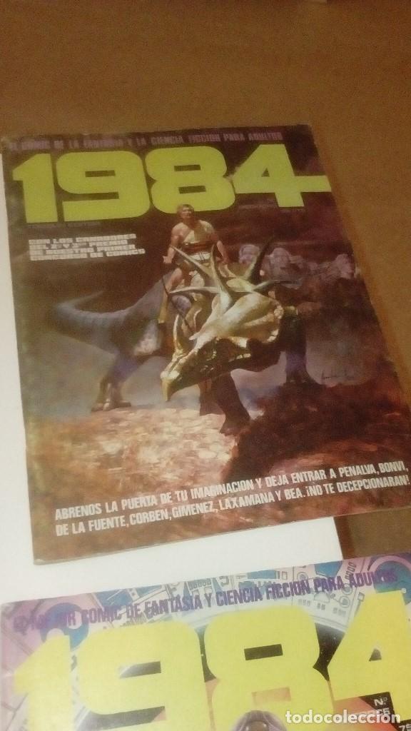 Comics: G-LO73LO30 BEN18 COMICS LOTE DE 36 COMICS TOUTAIN EDITOR 1984 VER FOTOS PARA NUMEROS Y ESTADO - Foto 12 - 142619206
