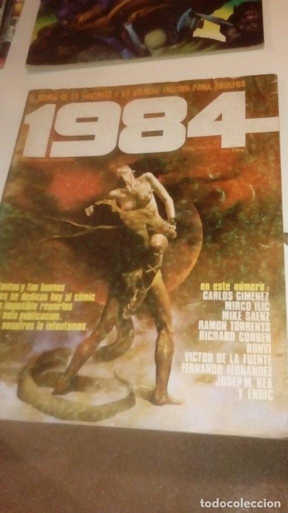 Comics: G-LO73LO30 BEN18 COMICS LOTE DE 36 COMICS TOUTAIN EDITOR 1984 VER FOTOS PARA NUMEROS Y ESTADO - Foto 13 - 142619206