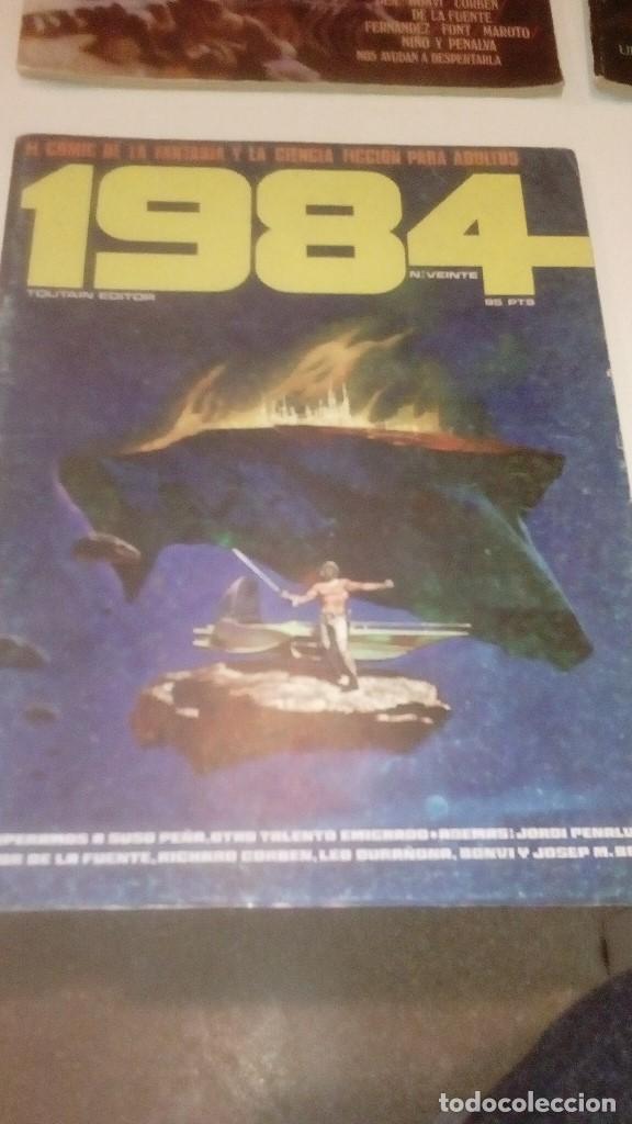 Comics: G-LO73LO30 BEN18 COMICS LOTE DE 36 COMICS TOUTAIN EDITOR 1984 VER FOTOS PARA NUMEROS Y ESTADO - Foto 14 - 142619206