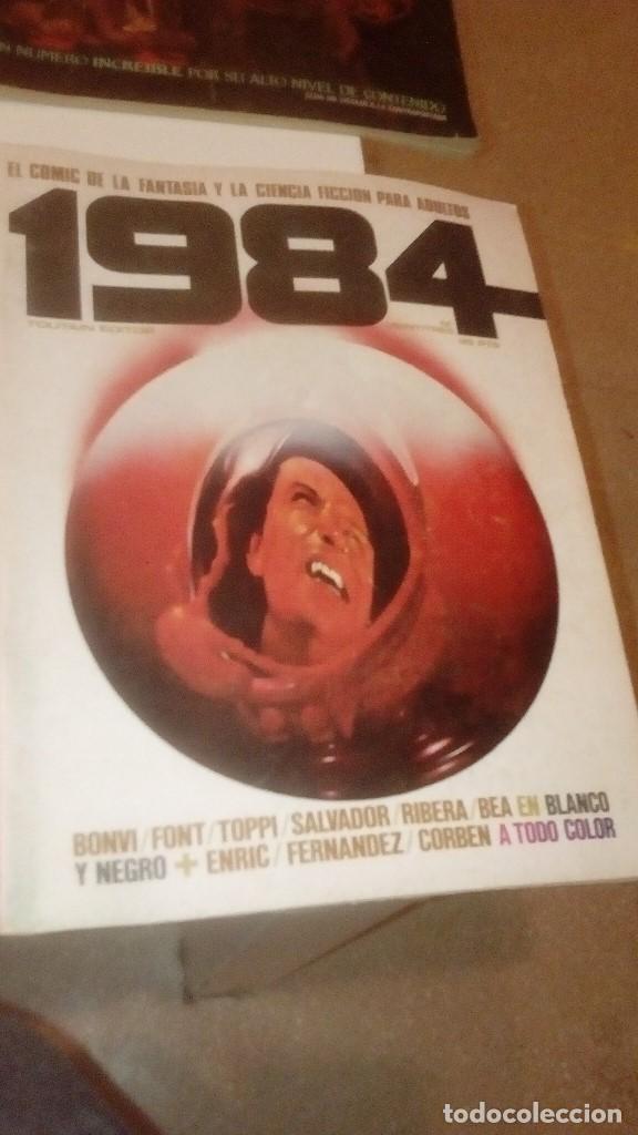 Comics: G-LO73LO30 BEN18 COMICS LOTE DE 36 COMICS TOUTAIN EDITOR 1984 VER FOTOS PARA NUMEROS Y ESTADO - Foto 15 - 142619206