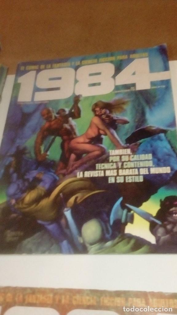 Comics: G-LO73LO30 BEN18 COMICS LOTE DE 36 COMICS TOUTAIN EDITOR 1984 VER FOTOS PARA NUMEROS Y ESTADO - Foto 16 - 142619206