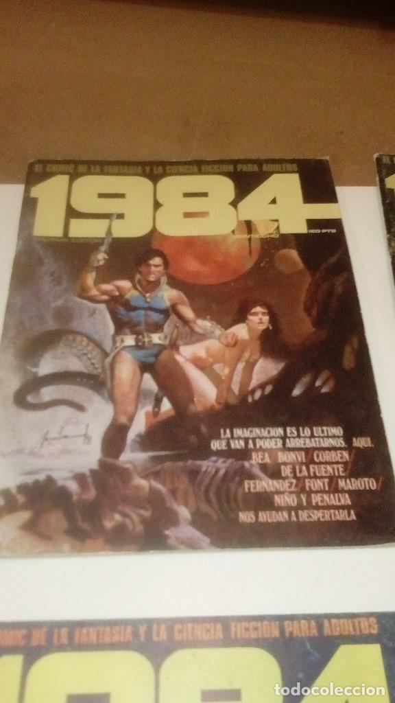 Comics: G-LO73LO30 BEN18 COMICS LOTE DE 36 COMICS TOUTAIN EDITOR 1984 VER FOTOS PARA NUMEROS Y ESTADO - Foto 17 - 142619206