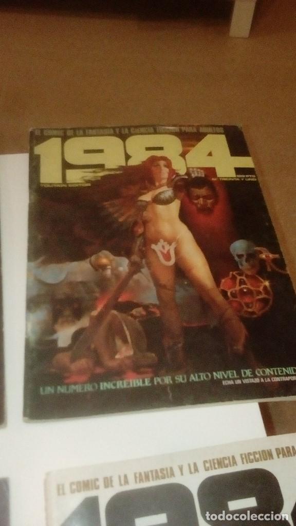 Comics: G-LO73LO30 BEN18 COMICS LOTE DE 36 COMICS TOUTAIN EDITOR 1984 VER FOTOS PARA NUMEROS Y ESTADO - Foto 18 - 142619206