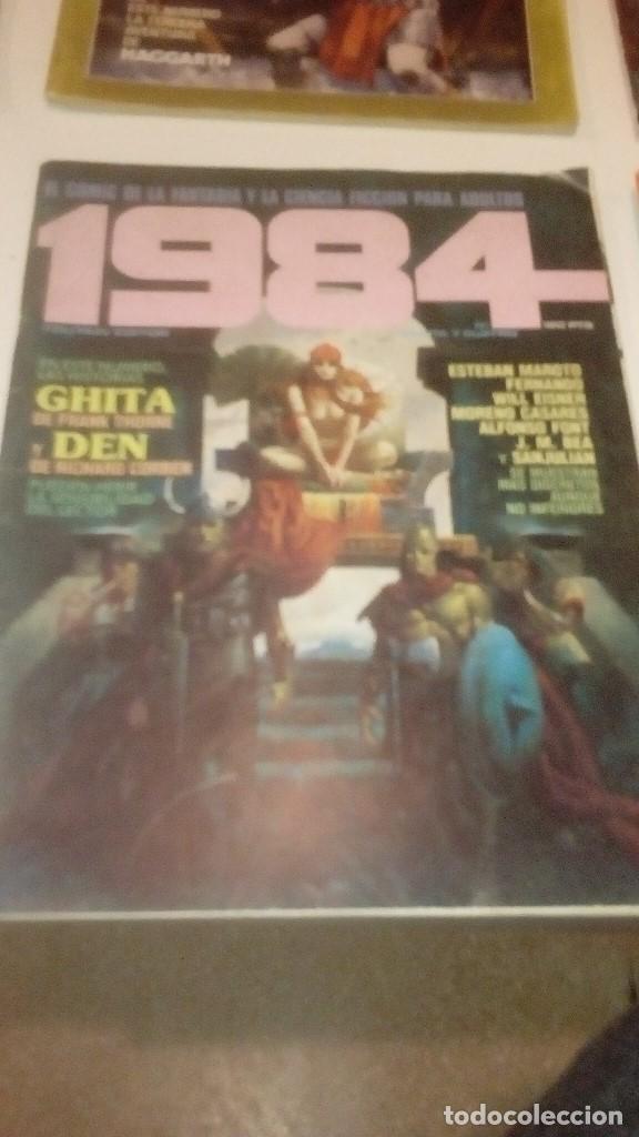 Comics: G-LO73LO30 BEN18 COMICS LOTE DE 36 COMICS TOUTAIN EDITOR 1984 VER FOTOS PARA NUMEROS Y ESTADO - Foto 20 - 142619206