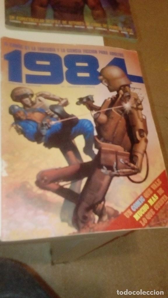 Comics: G-LO73LO30 BEN18 COMICS LOTE DE 36 COMICS TOUTAIN EDITOR 1984 VER FOTOS PARA NUMEROS Y ESTADO - Foto 21 - 142619206