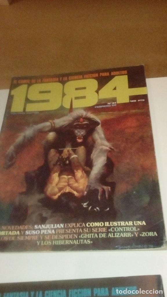 Comics: G-LO73LO30 BEN18 COMICS LOTE DE 36 COMICS TOUTAIN EDITOR 1984 VER FOTOS PARA NUMEROS Y ESTADO - Foto 22 - 142619206